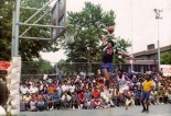 Dr. J at Rucker Park